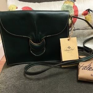 Patricia Nash Sannio Antique Green NWT